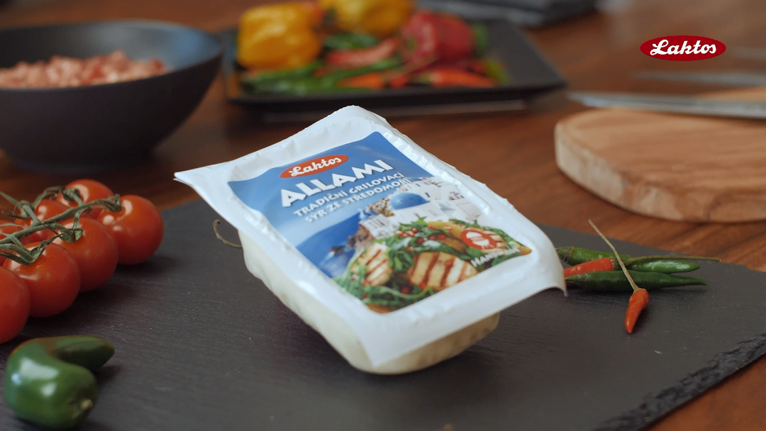Do you know Halloumi? We know it very well in Laktos!